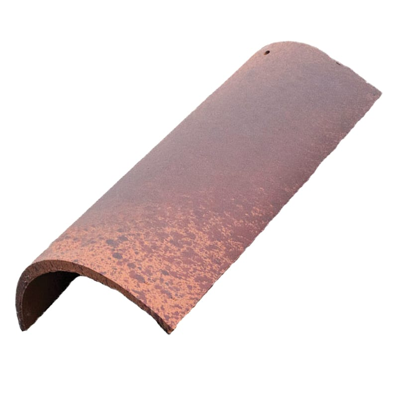 Straight Barrel Mission 16″ Roof Tile