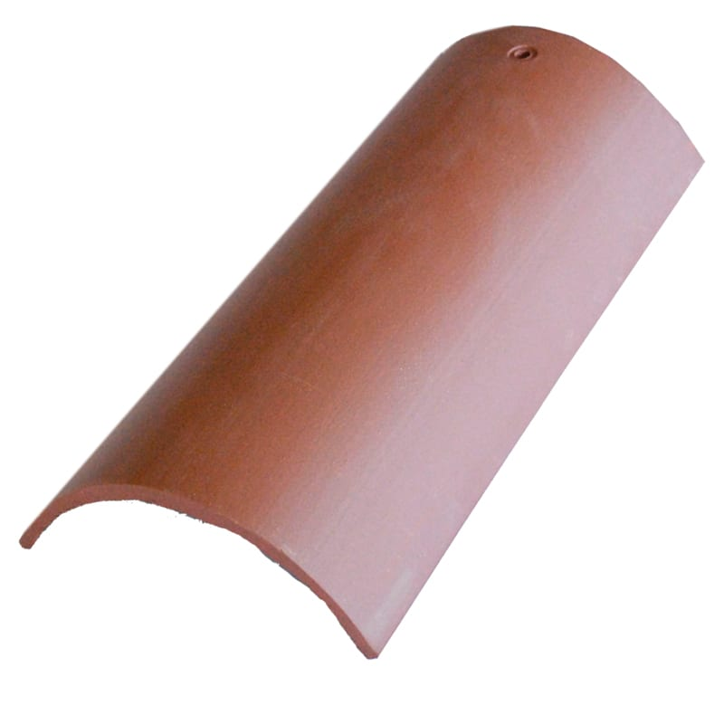 Straight Barrel Mission 18″ Roof Tile
