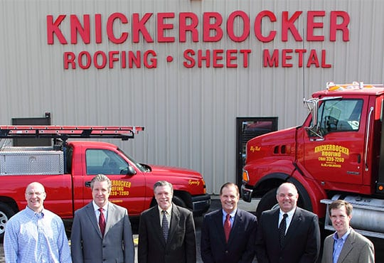 Knickerbocker Roofing and Paving Company