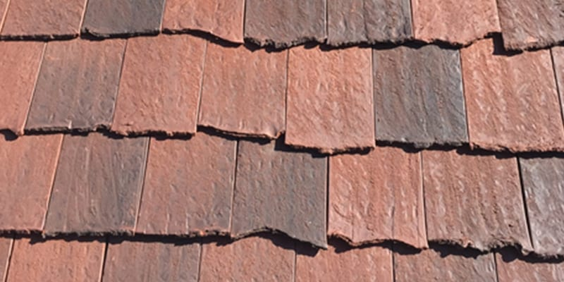 Antique Roof Tiles