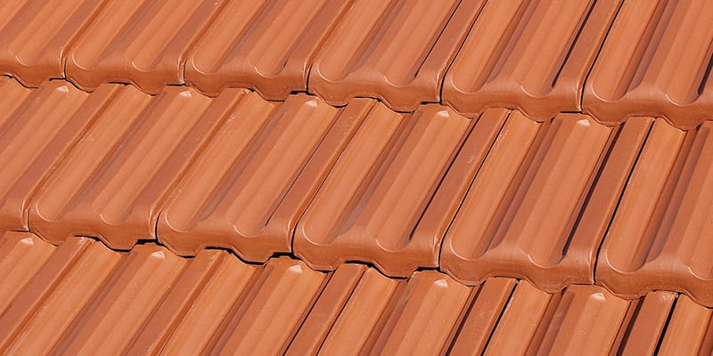 French Ludowici Roof Tile