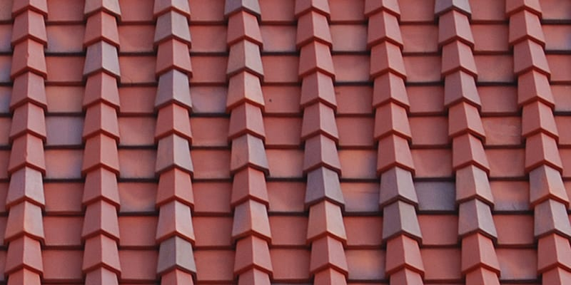 Greek Roof Tiles