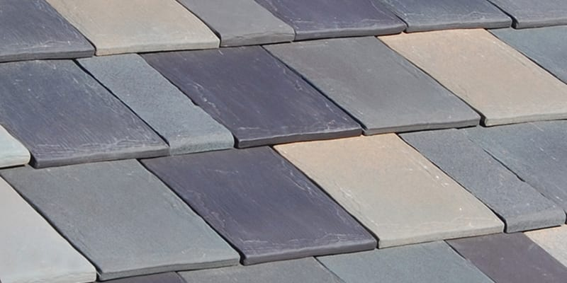 LudoSlate Roof Tiles