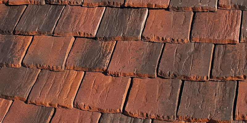 Rustic Colonial Roof Tiles