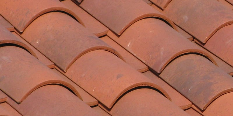 Straight Barrel Mission 14-1/4″ Roof Tiles