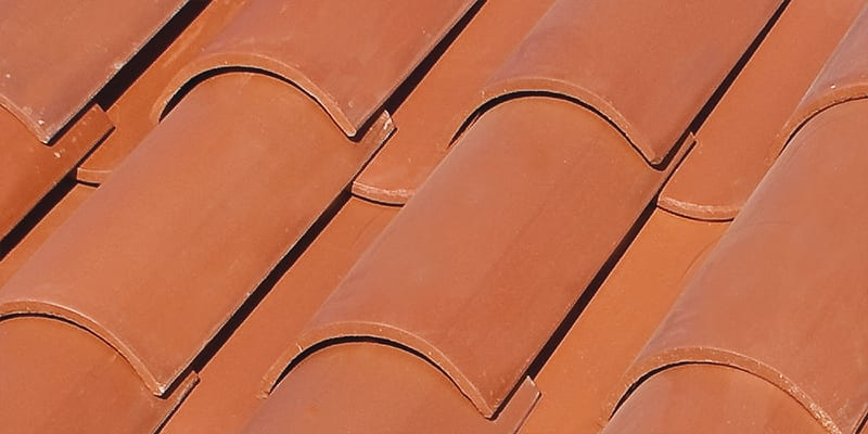 Straight Barrel Mission 18″ Roof Tiles