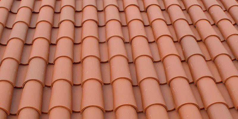 Tapered Barrel Mission 14-1/4″ Roof Tiles