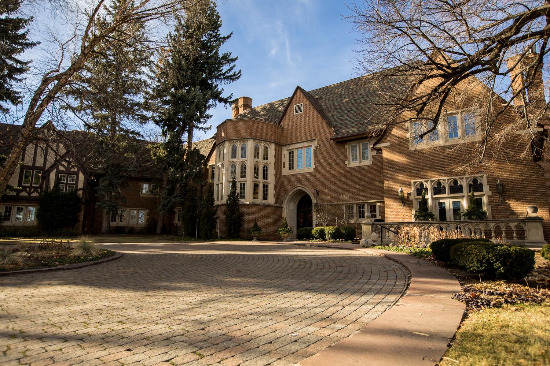 Private Residence - Denver, CO Ludowici Roof Tile