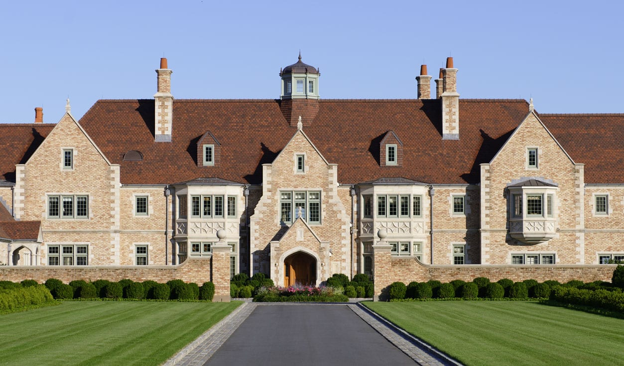 Private Residence Ludowici Roof Tile