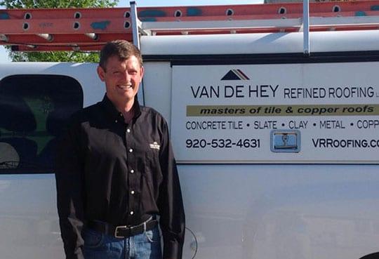 Van De Hey Refined Roofing